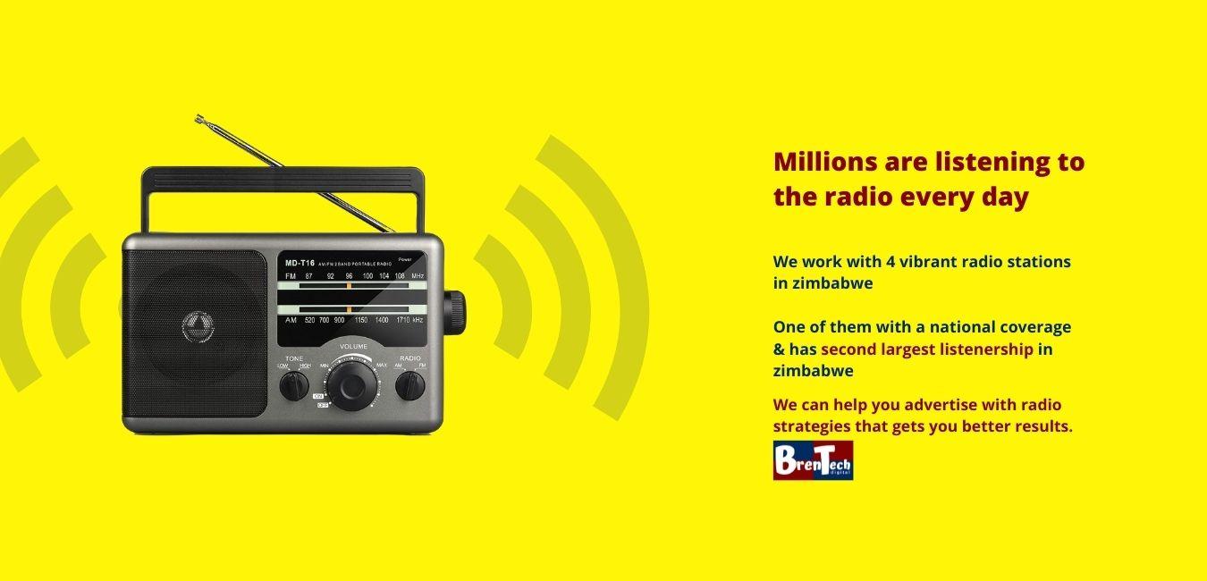 Radio Advertisement In harare